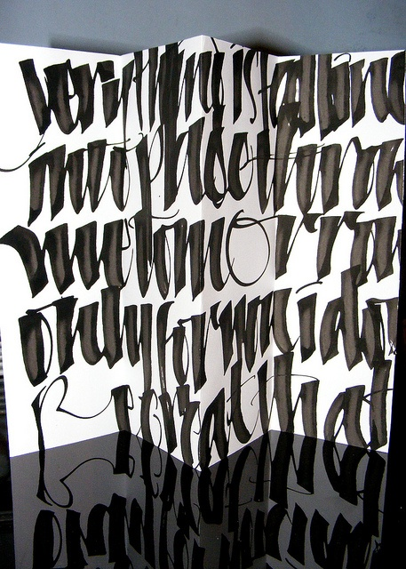 Calligraphy//
