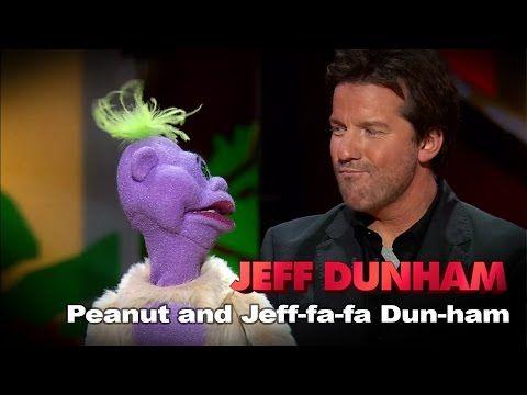 """Peanut and Jeff-fa-fa Dun-ham"" | Jeff Dunham: Spark of Insanity - YouTube"