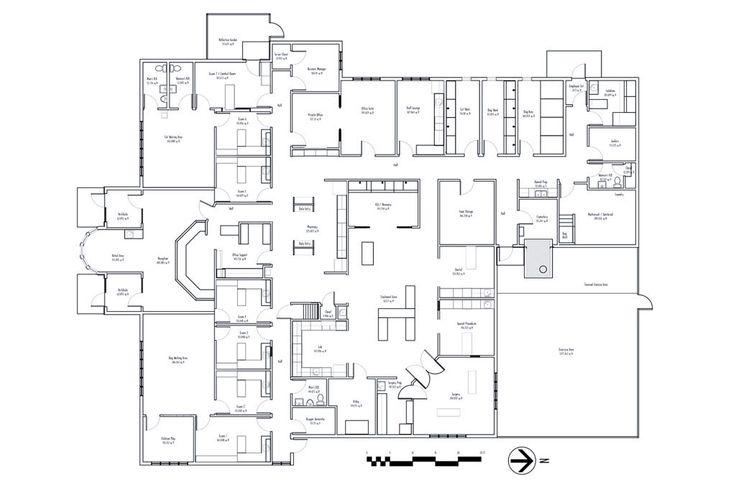 Grooming Shop Floor Plans: Frey Pet Hospital In Cedar Rapids, Iowa