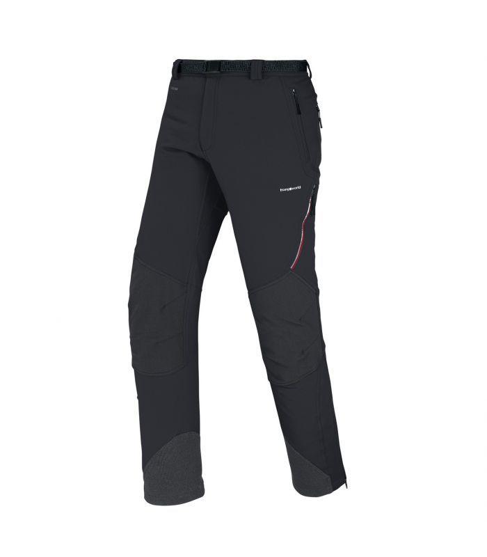 El modelo de pantalones de montaña Prote UU de la marca Trangoworld para hombre es un pantalón muy elástico y cómodo para la práctica de trekking o senderismo. http://www.shedmarks.es/pantalones-montana-hombre/741-pantalones-trangoworld-prote-uu.html