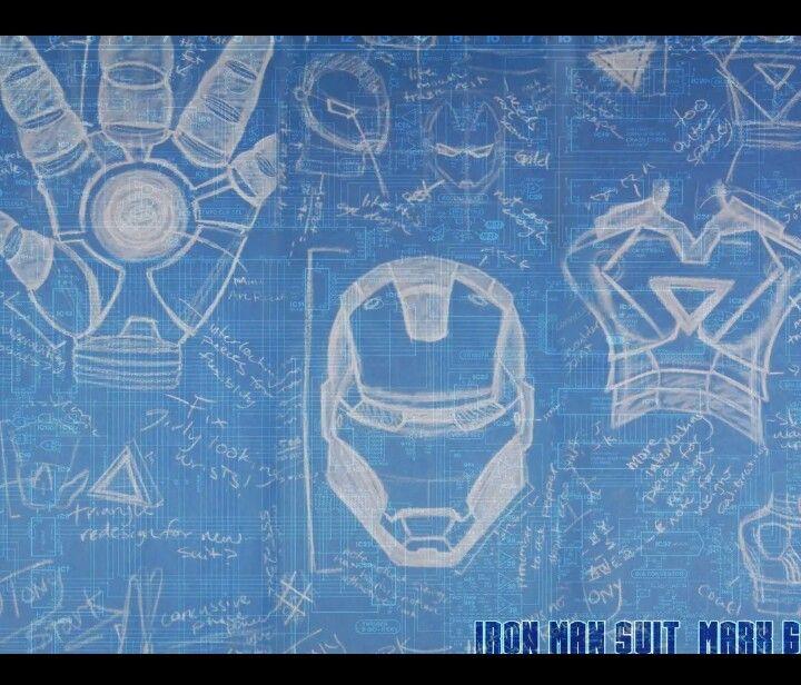 Backdrop, Iron Man