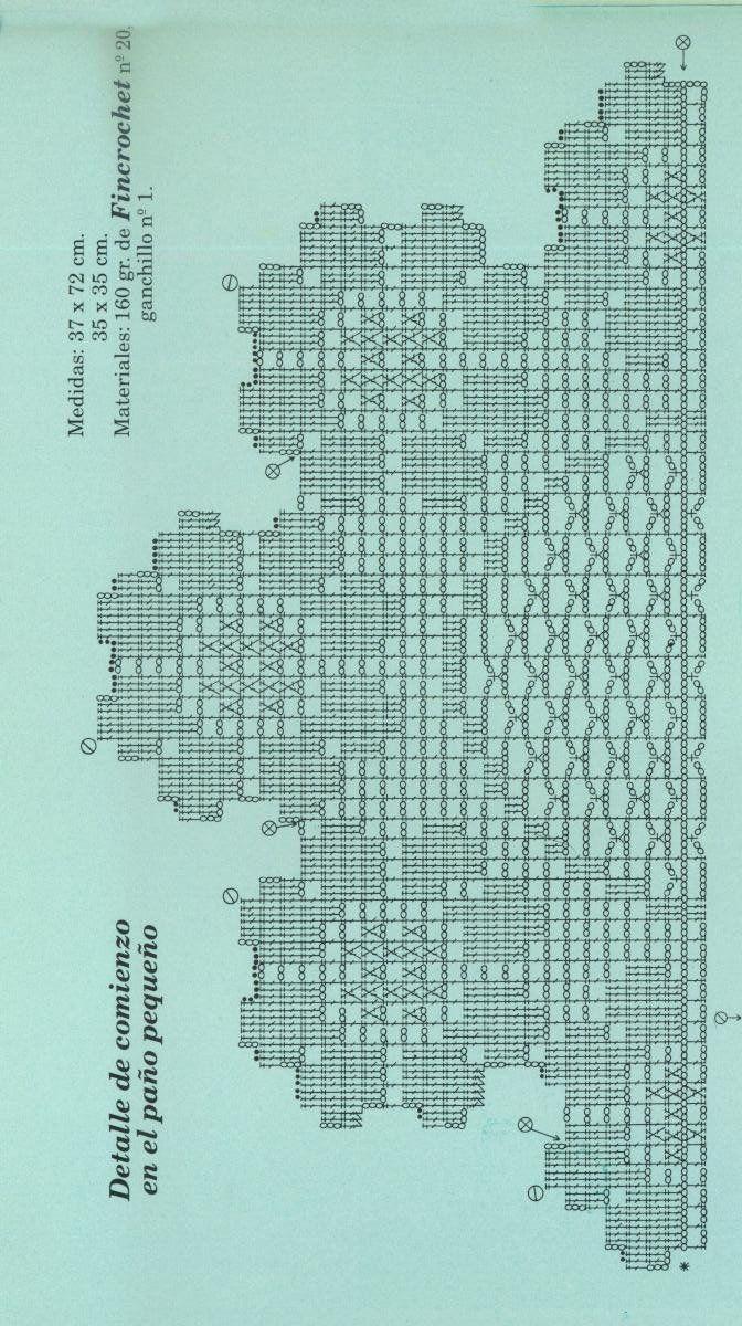 MIRIA CROCHÊS E PINTURAS: CENTROS DE MESA Nº2