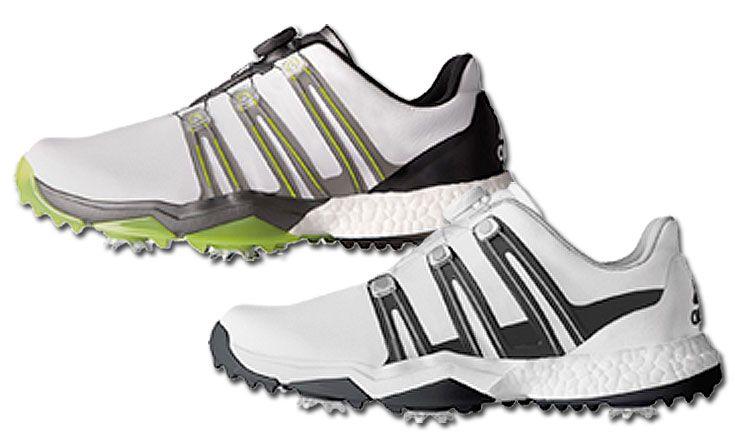 Adidas Powerband Boa Boost Shoes! | Rock Bottom Golf #RockBottomGolf
