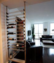 Meer dan 1000 idee n over cellier op pinterest wijnkelder rangement cellier en cavavin - Deco wijnkelder ...