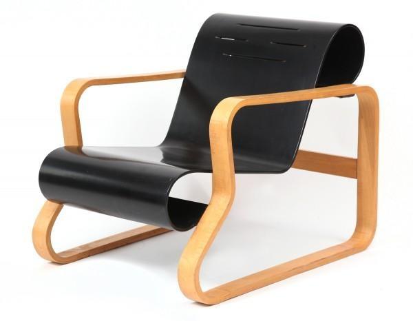 Alvar Aalto - Chair 43
