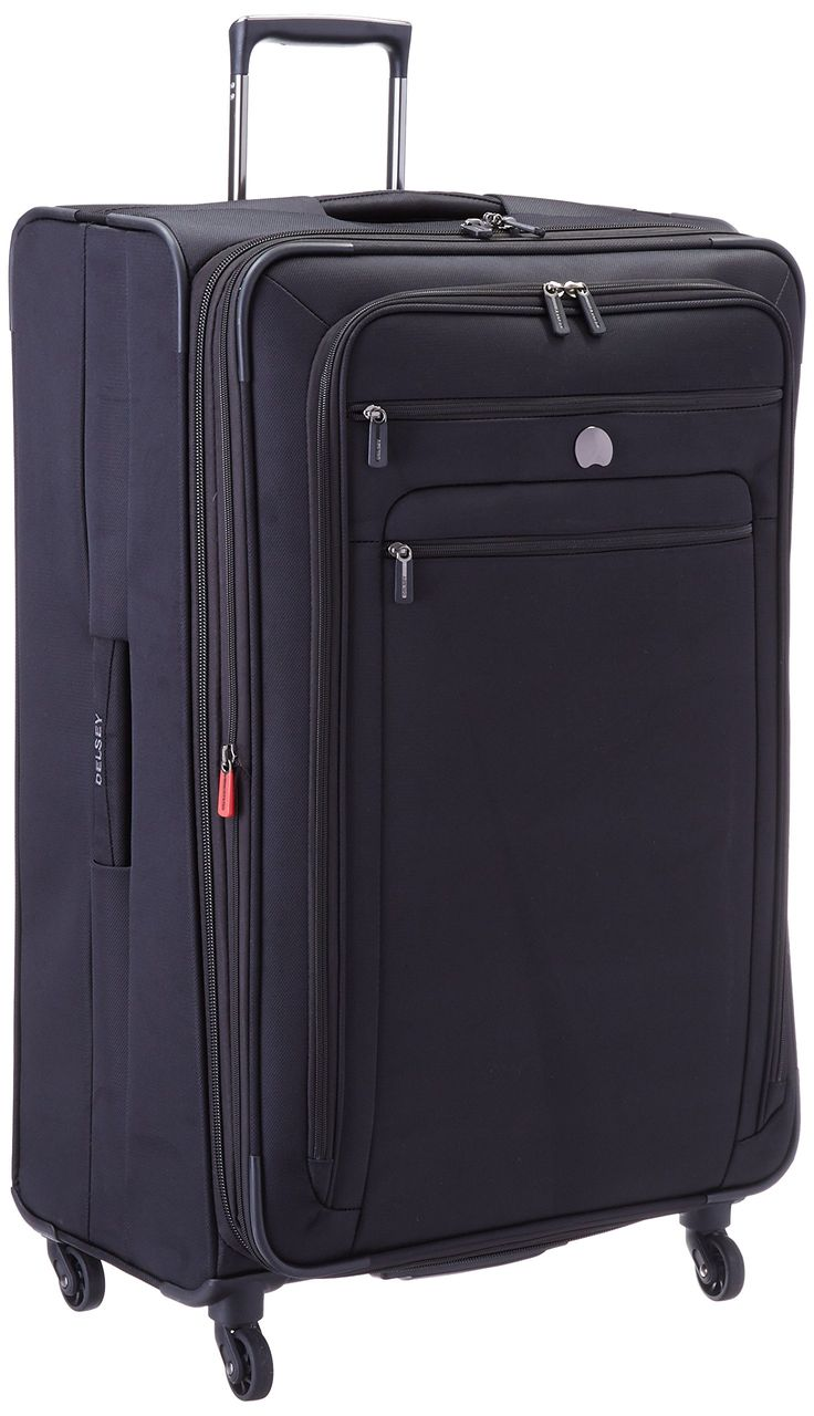 """Delsey Luggage Helium Sky 2.0 29"""" Expandable Spinner Trolley Suitcase"""