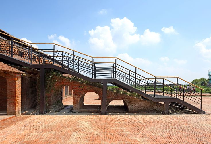 Gallery of Zhujiadian Brick Kiln Museum / Land-Based Rationalism D-R-C - 17