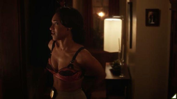 Candace Patton (Iris West-The Flash)