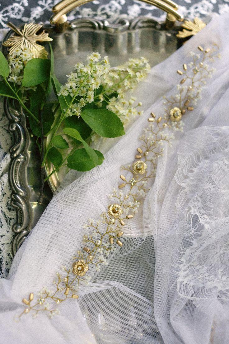 SEMILETOVA.jewelry Wedding collection