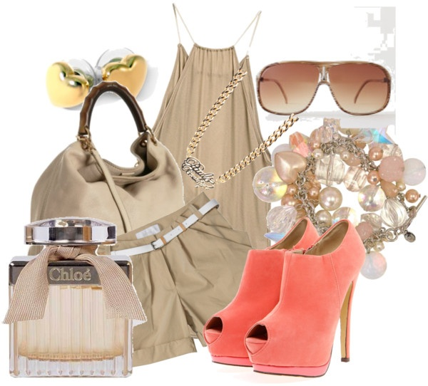 """Summer Urban Chic"" by marie2705 on Polyvore"