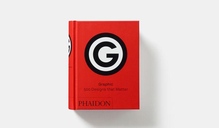 Graphic: 500 Designs that Matter   Design   Phaidon Store