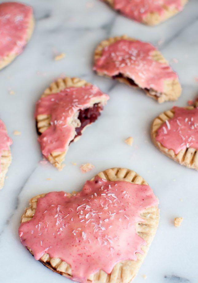 Save this recipe to make Gluten-Free Vegan Strawberry Pop Tarts.