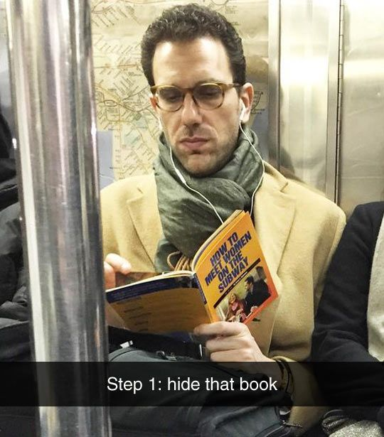 How To Meet Women On The Subway