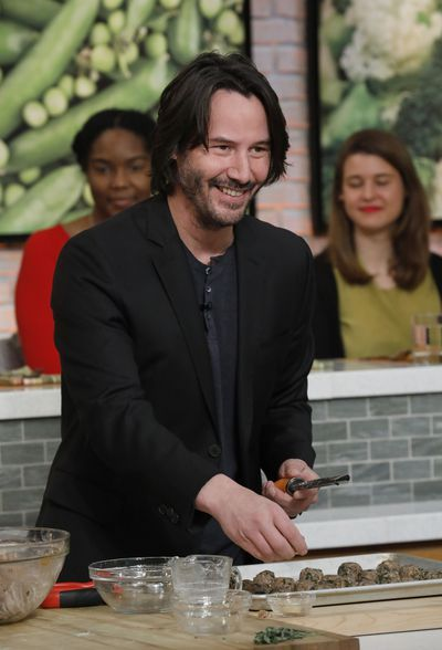 Keanu Reeves Wants Tilda Swinton in John Wick 3 | PEOPLE.com