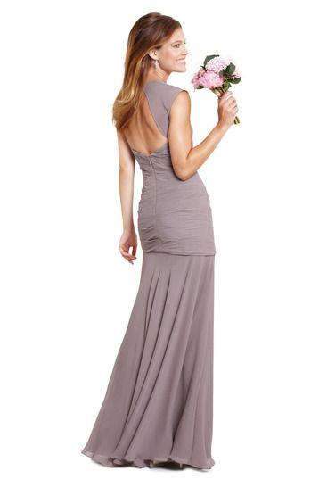 Watters Iman Bridesmaid Dress | Weddington Way
