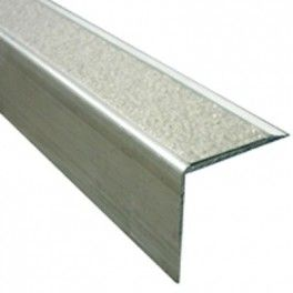 2400mm Aluminium Nosing