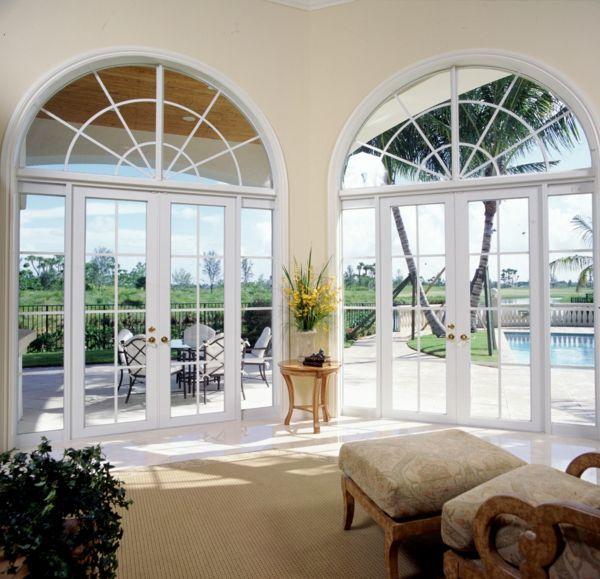 Bodentiefe fenster mit sprossen  96 besten Fenster/Terrassentüren Bilder auf Pinterest | Fenster ...