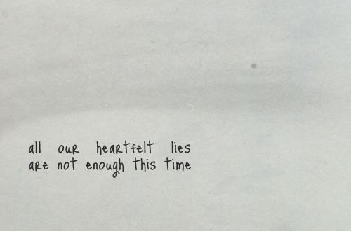 ron pope lyrics | heartfelt lies on Tumblr