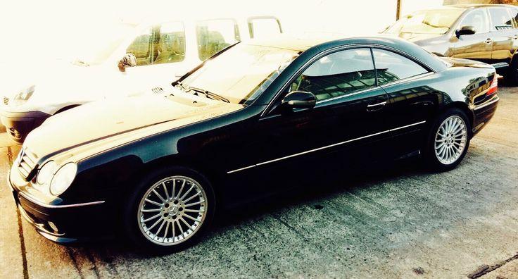Mercedes Benz CL 55 AMG 2003