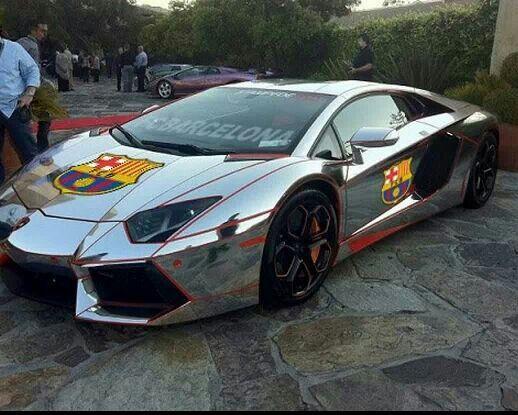 Pin de Jordi en F . C . Barcelona | Lamborghini, Coches de ...