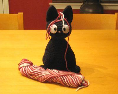 Free Amigurumi Cat : 298 best crochet cute cat stuff images on pinterest crochet