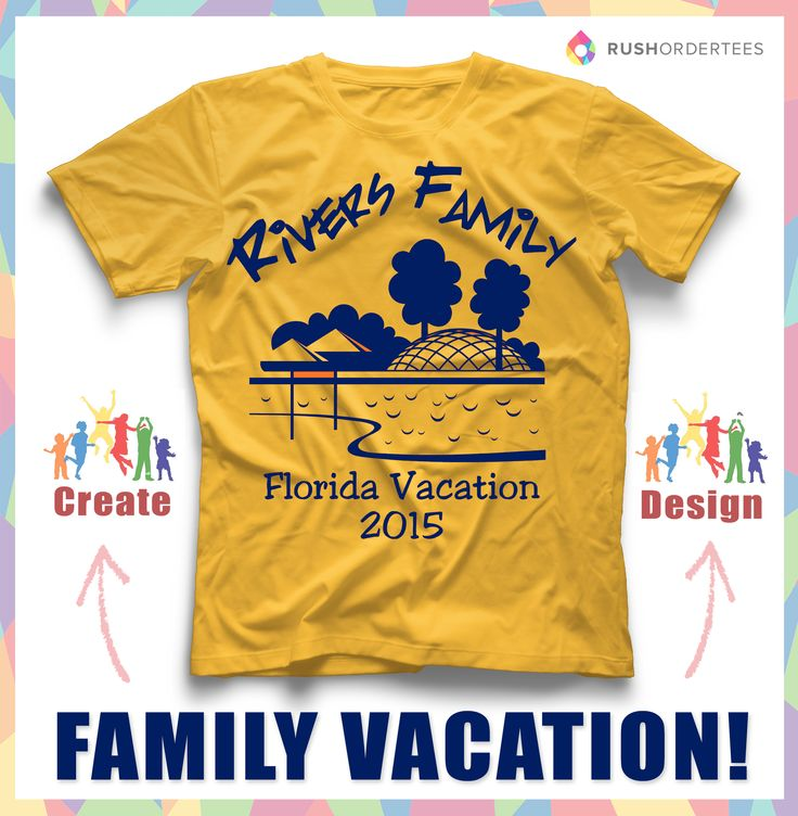 17 best images about family vacation t shirt design idea 39 s for Custom t shirts family vacation