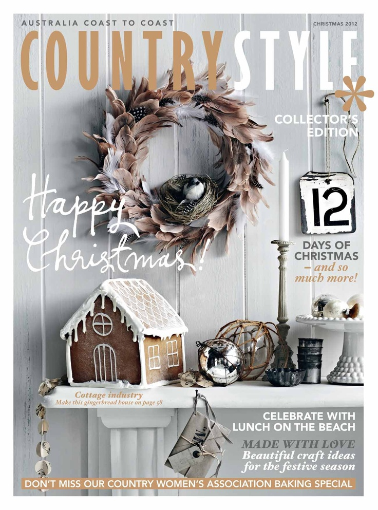 Pin By Country Style Magazine On Covers Pinterest