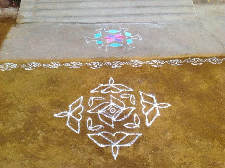 Sankranthi muggulu