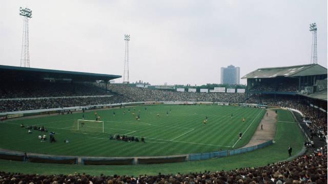 Stamford Bridge 70s