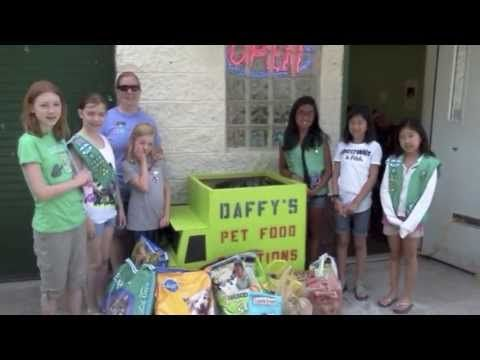 A Day at Daffy's Pet Soup Kitchen