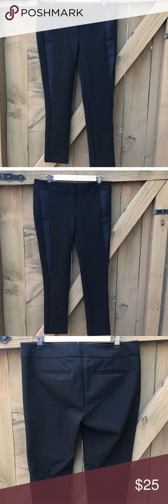 NWT size 6 P Ann Taylor black ankle pants NWT size 6 P Ann Taylor black ankle pants: BIN 4 Ann Taylor Pants Ankle & Cropped