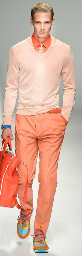 Salvatore Ferragamo Menswear Spring-Summer