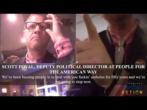 Project Veritas has released their second video today. The first video focused on DNC management admitting on tape… by tinfoilfedora