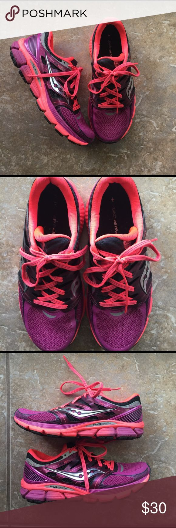 Saucony Zealot ISO Running Shoe Saucony Women's Zealot ISO Running Shoe; True to Size; Lightly worn. Saucony Shoes Athletic Shoes