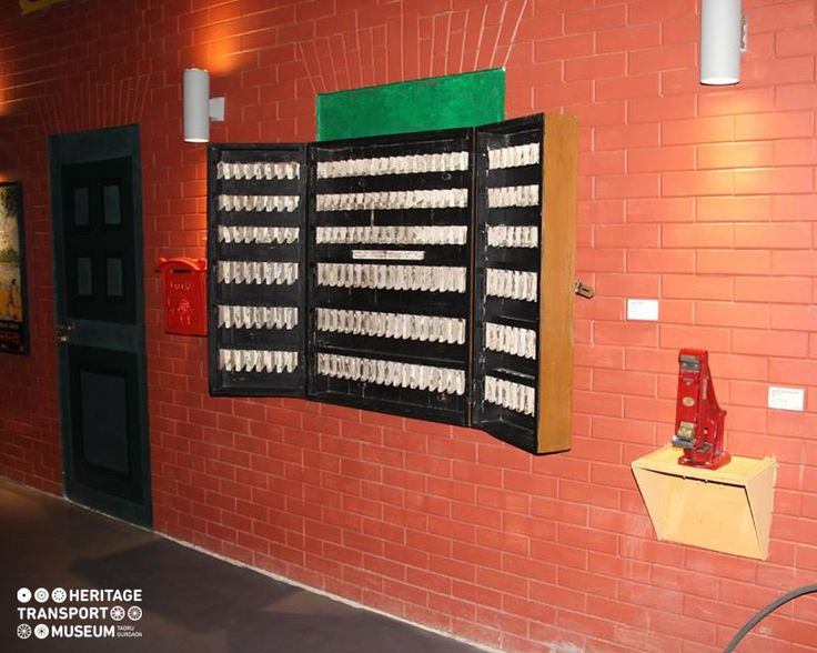 Ticket rack with a date punching machine displayed at the railway section of the museum!  www.heritagetransportmuseum.org  #Heritage #TransportMuseum #Museum #Gurugram #Exhibit #IncredibleIndia #Railway #VintageStyle #VintageCollection