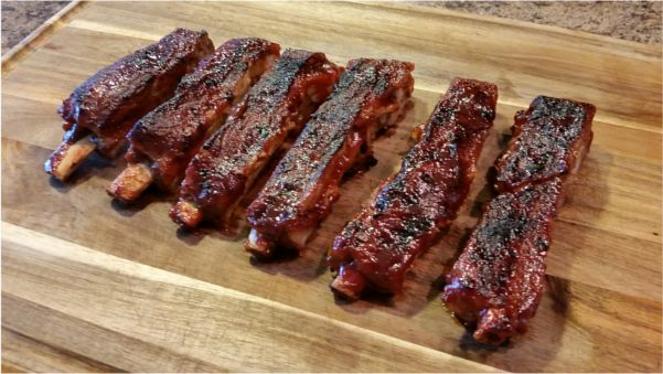 Wild Boar BBQ Ribs recipe that will make your taste buds go nuts! This is the tastiest wild hog recipe you will ever find. Use it for farm raised pig too!