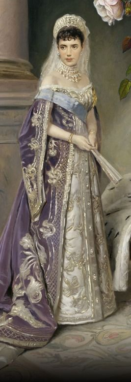 Maria Feodorovna – Madre de Nicolás II y Suegra de la última emperatriz Zarina Alexandra Feodorovna (nieta de la Reina Victoria)