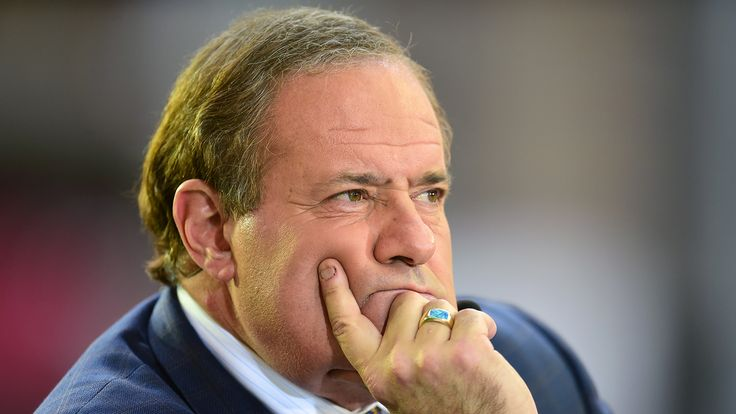 Chris Berman is out as the lead face and voice of ESPN's NFL TV shows after 31 years.