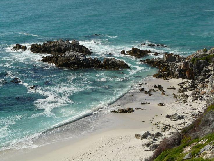 Playas de Gansbaii – Sudáfrica - Foto playasycosta.com