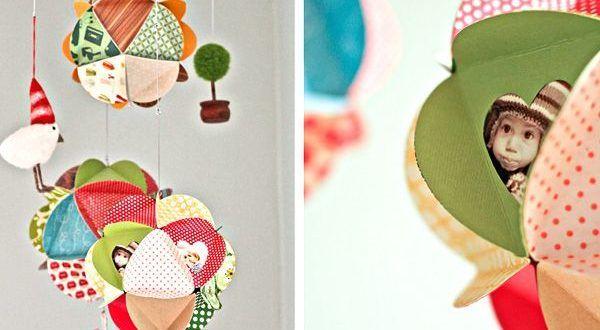 Confira logo a seguir como fazer globo de fotos passo a passo, para decorar a sua casa ou para decor