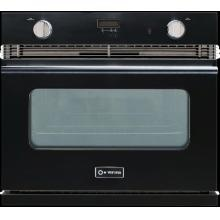"Glossy Black 30"" Gas Wall Oven. Take a look at our selection of kitchen appliances online at http://www.swappliances.com"