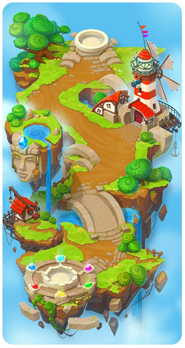 Sky Charms is a new game by Playrix that is currently in development. Sky Charms - новая игра от Playrix в разработке.