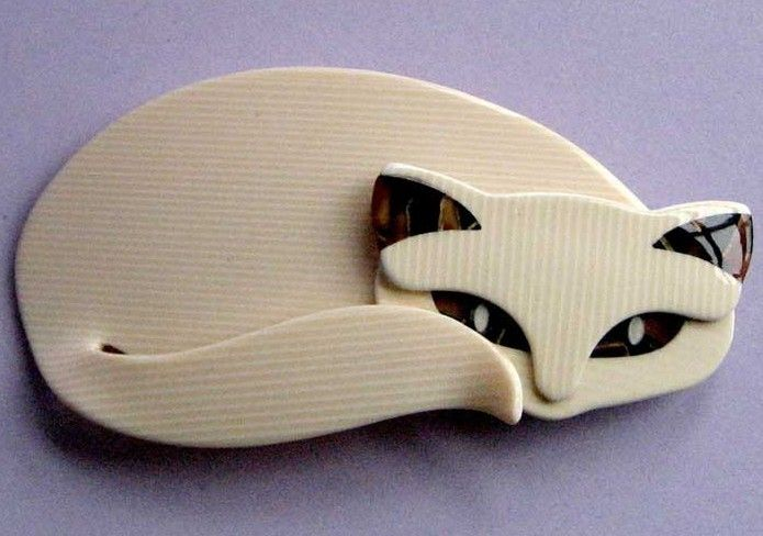FOR ALL YOU CAT LOVERS--This should not be too difficult to do. by lea stein