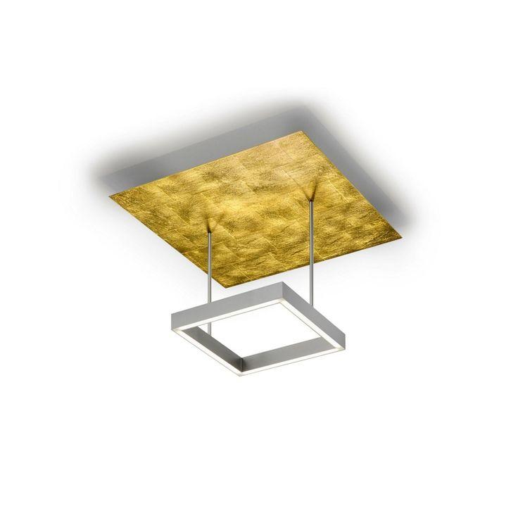 XXXL LED DECKENLEUCHTE Gold Jetzt Bestellen Unter Moebel