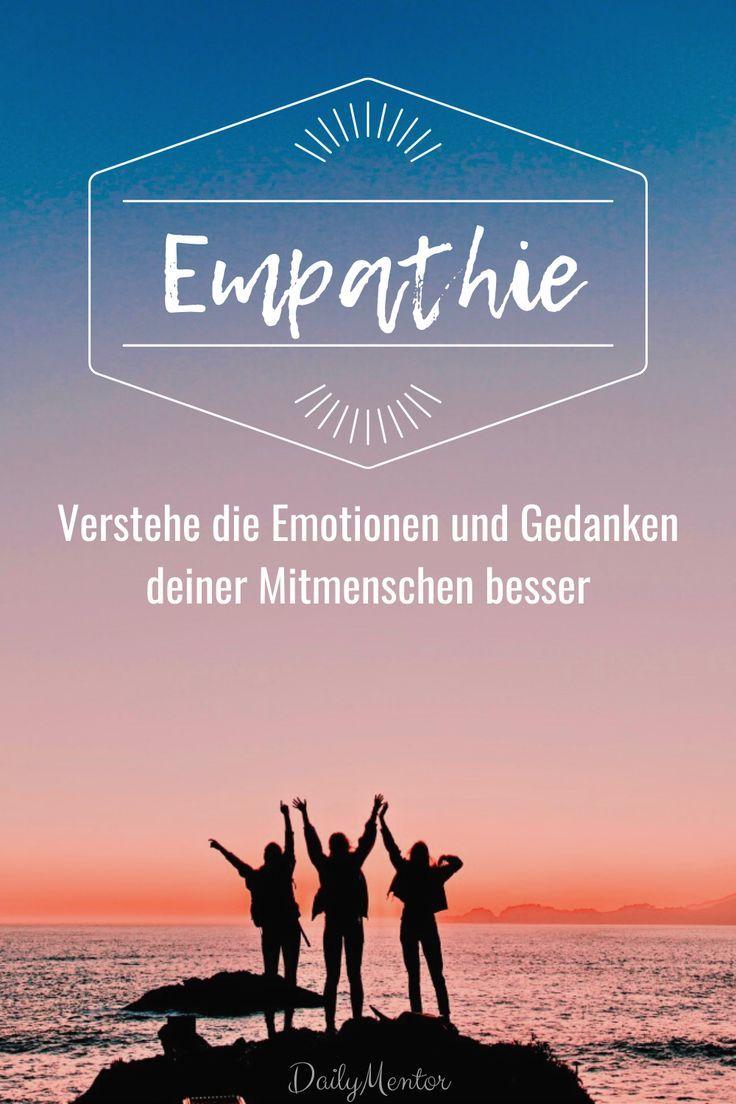 Was ist kognitive Empathe? Einfühlungsvermögen für ihren
