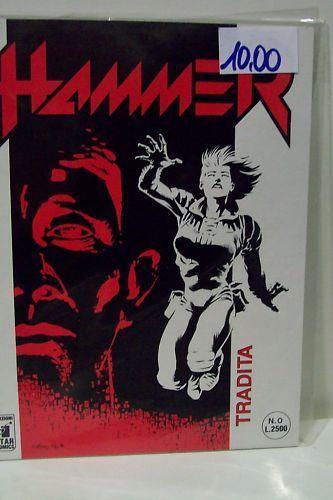 HAMMER - #0 TRADITA - STAR COMICS - Vieni da Megacomics per acquistarlo oppure clicca sul Titolo del fumetto. Lo potrai visionare e/o acquistare anche dal negozio ebay MegaComics OnLine. Andiamo da Mega de Giovà ?