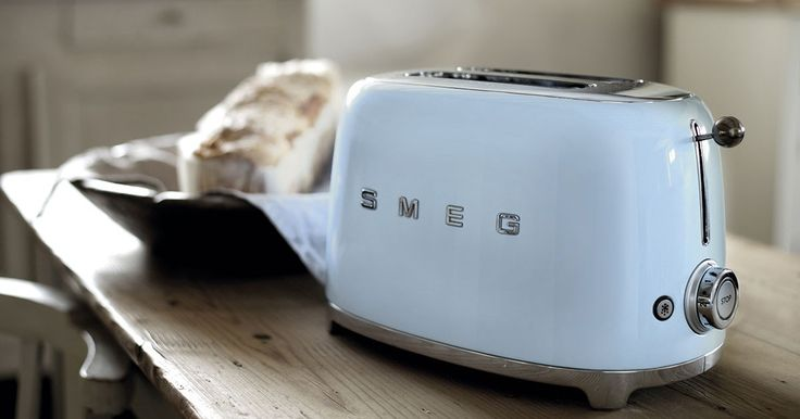 ¡Sorteo tostadora SMEG!