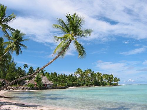 Kiribati.  I sometimes get homesick for Ueen Wakaam.