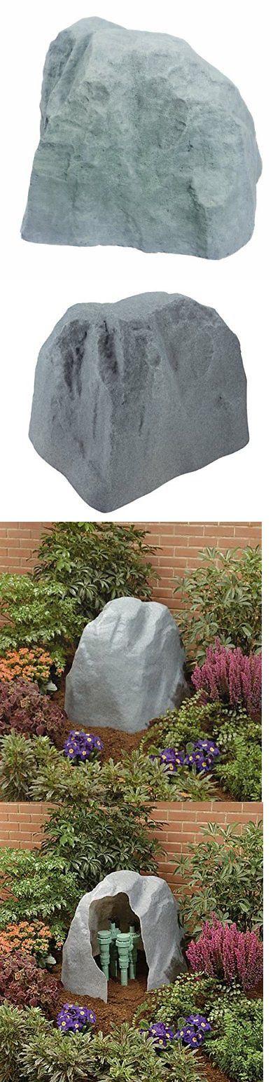 Lawn Sprinklers 20542: Orbit 53016 Granite Rock Sprinkler System Valve Cover Box -> BUY IT NOW ONLY: $45.98 on eBay!