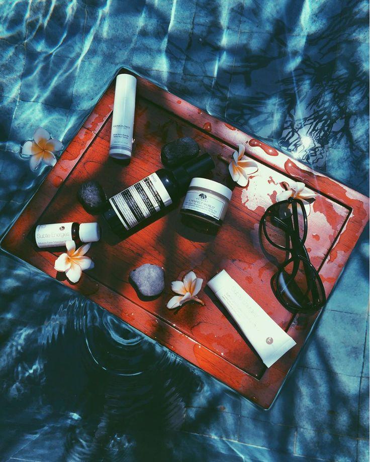Flatlay | Skincare Essentials | Subtle Energies